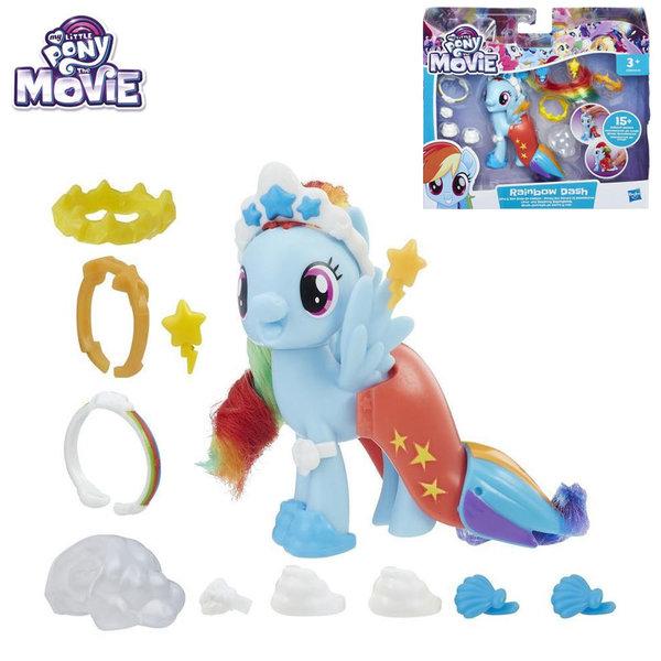 My Little Pony - Моето малко пони с модни аксесоари Rainbow Dash e0189