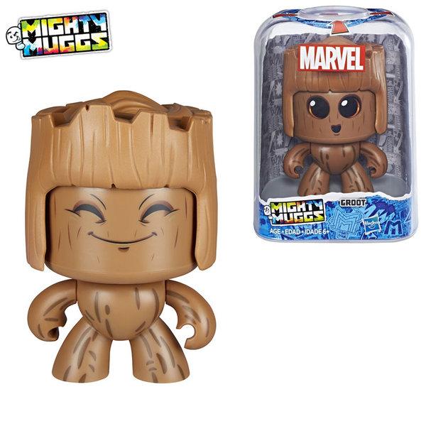 Hasbro Marvel - Мини фигура с гримаса Groot E2122