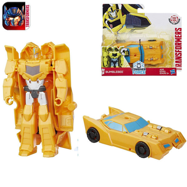 Transformers Robots in Disguise - 1-Step Трансформърс Bumblebee B0068