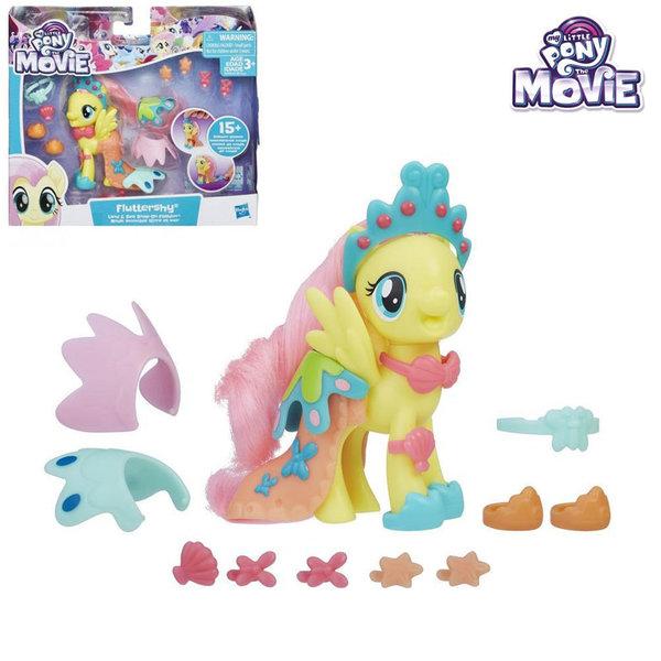 My Little Pony - Моето малко пони с модни аксесоари Fluttershy e0189