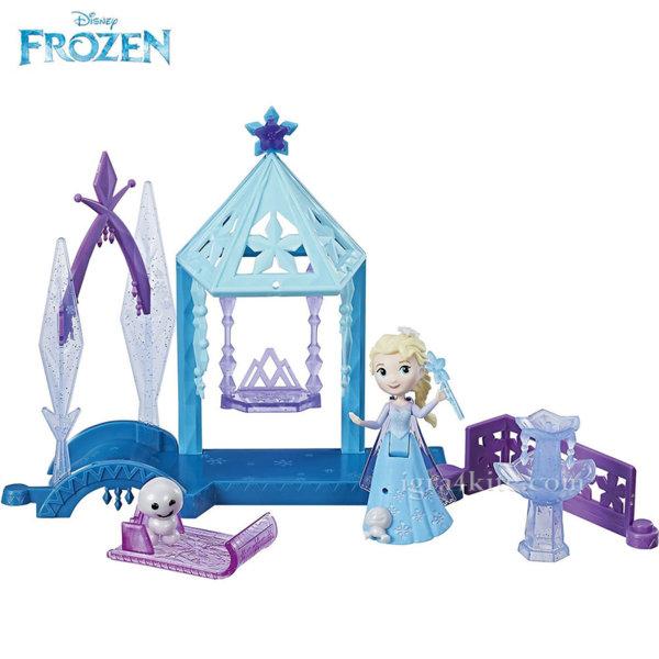 Disney Frozen - Кукла Елза в Зимна градина E0096
