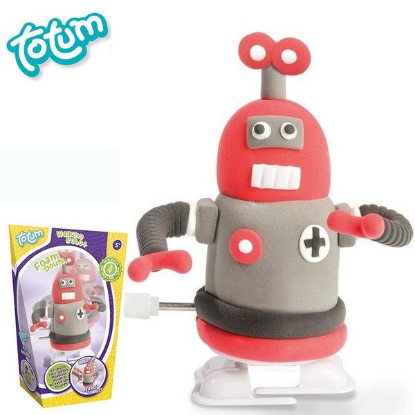 Totum - Направи сам робот червен 25363