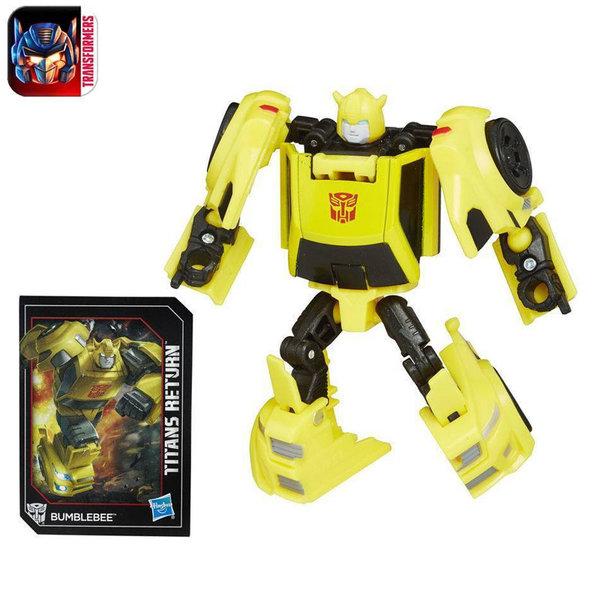 Transformers - Трансформърс Титаните се завръщат Поколение Легенди Bumblebee b7771