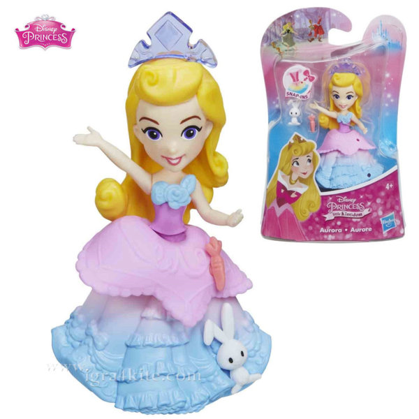 Disney Princess - Мини кукла Аврора b5321