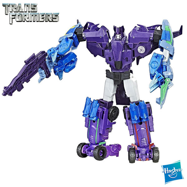 Transformers - Трансформърс с комбиниращи се части Galvatronus 5в1 c0624