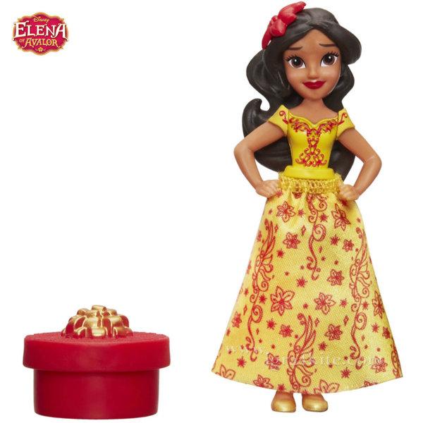 Disney - Elena of Avalor Комплект мини кукла Елена с аксесоари C0380