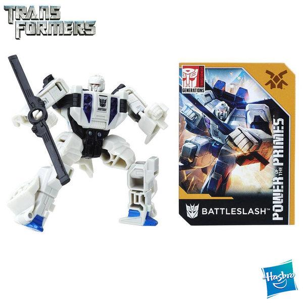Transformers - Power of the Primes Трансформърс Battleslash e0602