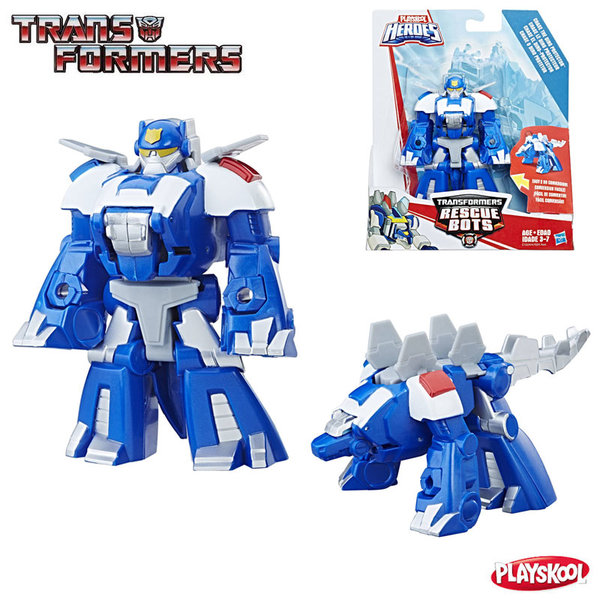 Transformers Playskool Heroes - Трансформърс Chase The Dino Protector a7024