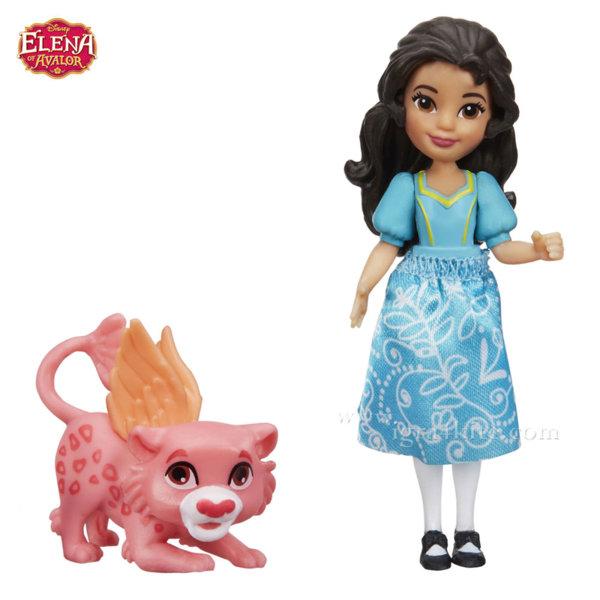 Disney - Elena of Avalor Комплект мини кукла Изабел с аксесоари C0380