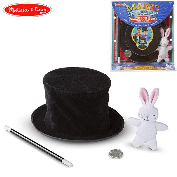 Melissa&Doug - Детски фокуси с шапка 14042