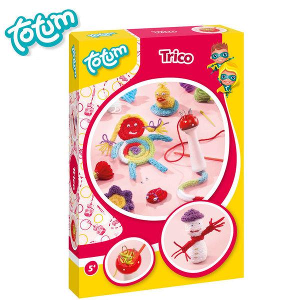 Totum - Изплети сам Цветя и фигури 29200