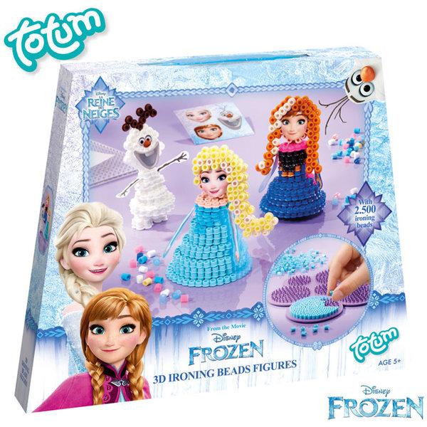 Totum Disney Frozen - Направи сам 3D фигури с мъниста T682047