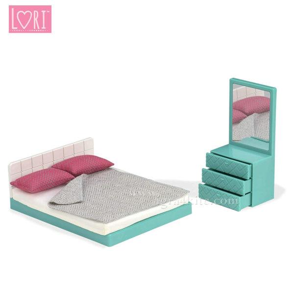 Lori - Мебели за кукли Лори Спалня 37013