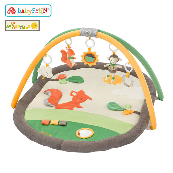 Baby Fehn Sunshine - Активна гимнастика 3D 61147