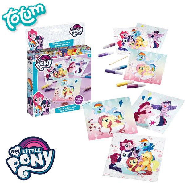 Totum My Little Pony - Оцвети сам картинки с Моето малко пони 130067