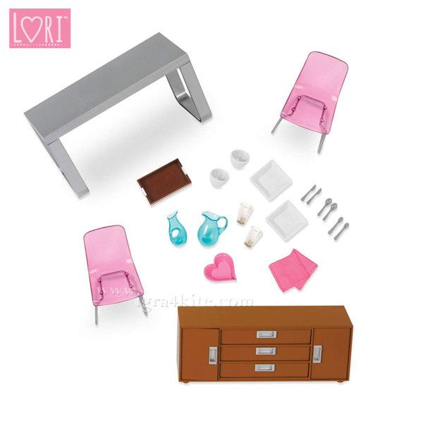 Lori - Мебели за кукли Лори Трапезария 37030