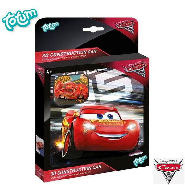 Totum Disney Cars - Направи сам кола Дисни МакКуин Светкавицата 140103