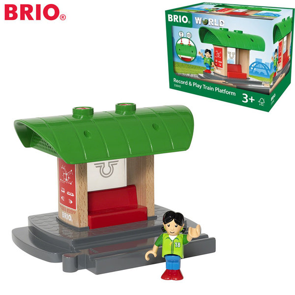 1Brio - Гара със звукови ефекти и запис 33840