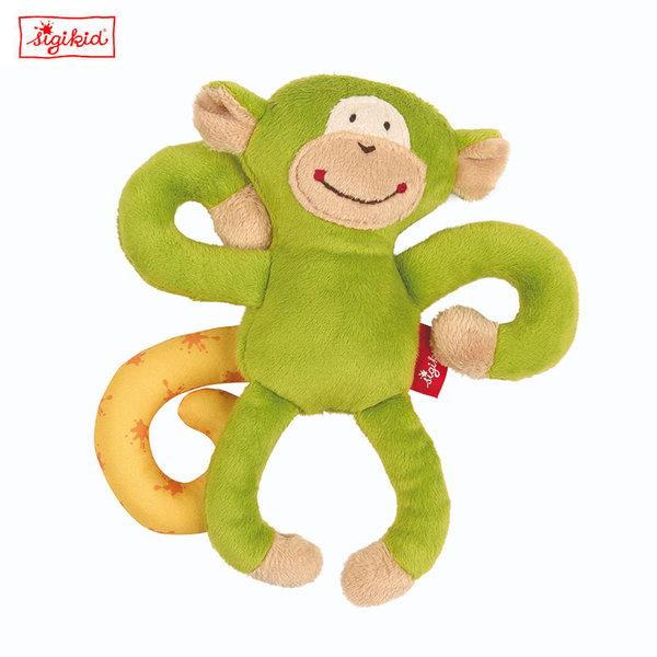 Sigikid - Плюшена играчка за количка Маймунка 42171