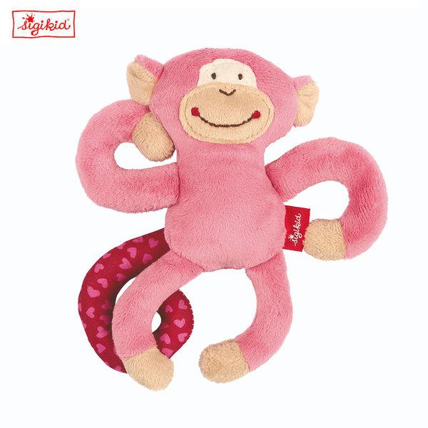 Sigikid - Плюшена играчка за количка Маймунка 42168