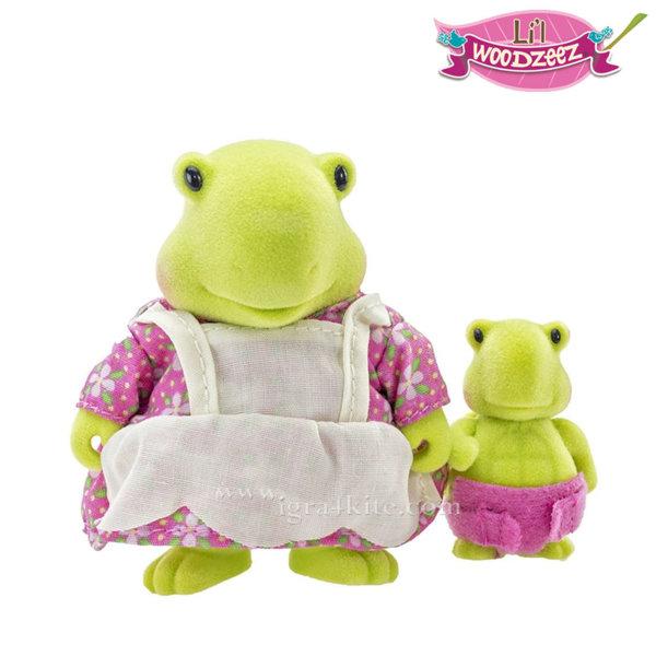 *Li'L Woodzeez - Комплект Костенурки майка и бебе 6134
