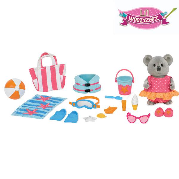 *Lil Woodzeez - Комплект за игра На плаж 6534