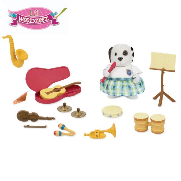 *Lil Woodzeez - Комплект за игра Час по музика BT6168Z