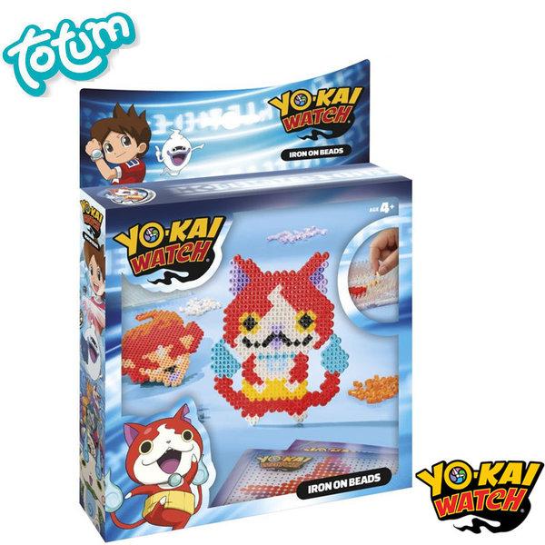 Totum Yo-Kai Watch - Направи сам фигури от мъниста Йо Кай Уоч 860056