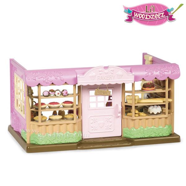 *Li'L Woodzeez - Комплект за игра Пекарна 6088