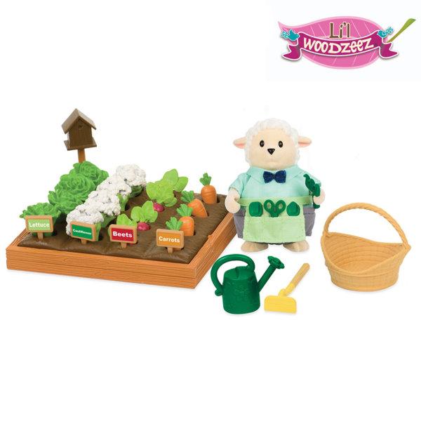 *Lil Woodzeez - Комплект за игра В градината WZ6535Z