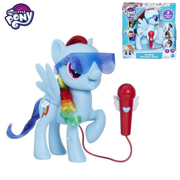 My Little Pony - Моето малко Пеещо пони Rainbow Dash 3в1 E1975