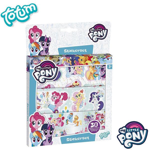 Totum My Little Pony - Детски стикери Моето малко пони 130050