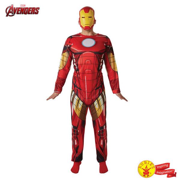 1Marvel Avengers - Карнавален костюм Iron man 810862