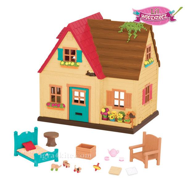 *Lil Woodzeez - Kомплект за игра Къща 6325Z