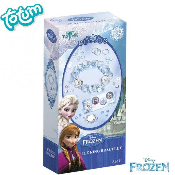 Totum Disney Frozen - Направи сам бляскави бижута Замръзналото кралство 685000