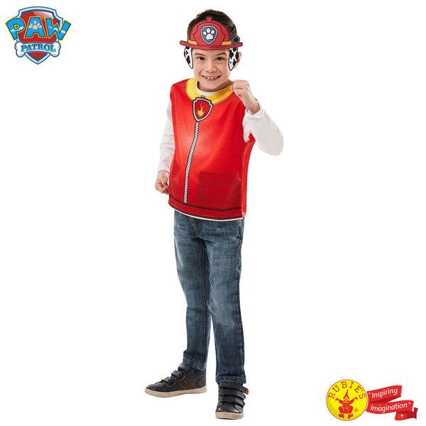 Детски карнавален костюм Paw Patrol Маршал 34862
