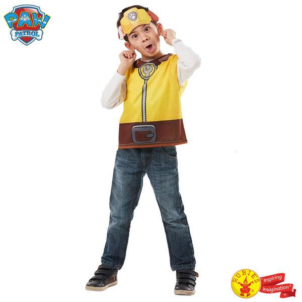 Детски карнавален костюм Paw Patrol Ръбъл 34863