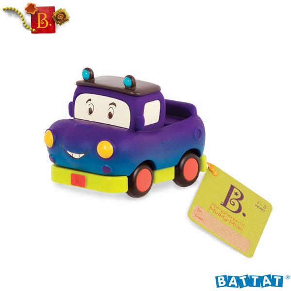 B.Toys - Мини количка Pull Back BX1501Z