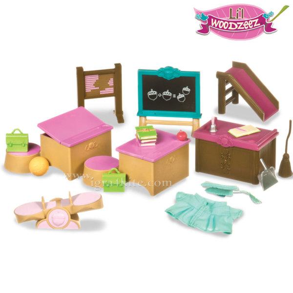 *Lil Woodzeez - Комплект за игра Класна стая BT6124Z