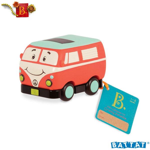B.Toys - Мини количка Pull Back BX1502Z