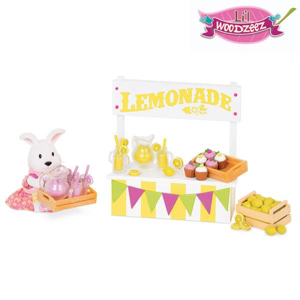*Lil Woodzeez - Комплект за игра Щанд за лимонада 6199