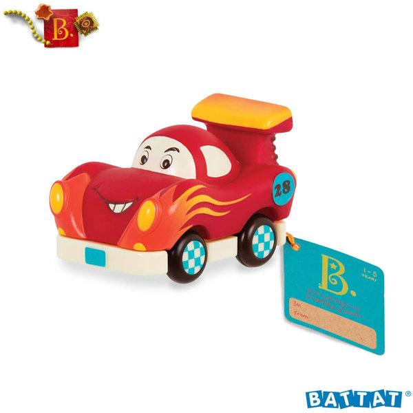 B.Toys - Мини количка Pull Back BX1496Z