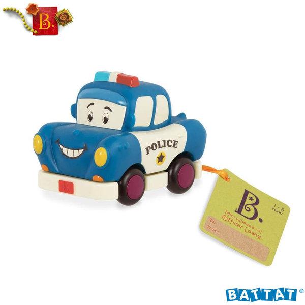 B.Toys - Мини количка Pull Back BX1497Z