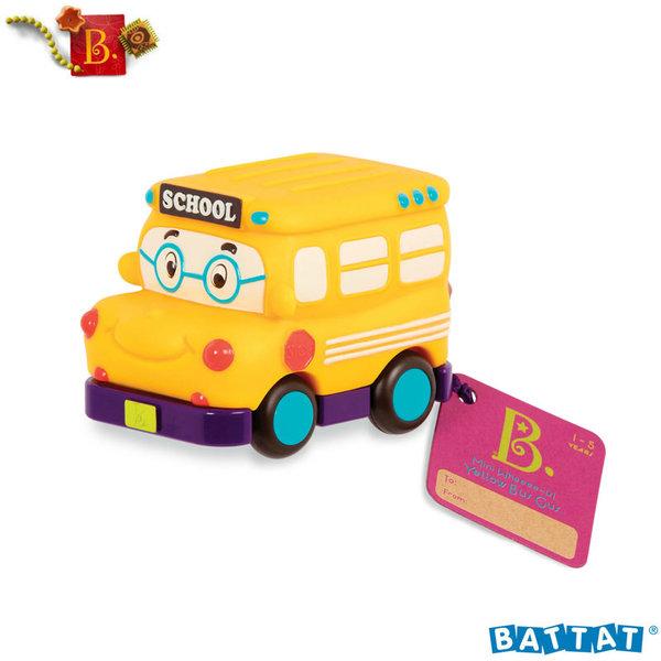 B.Toys - Мини количка Pull Back BX1495Z