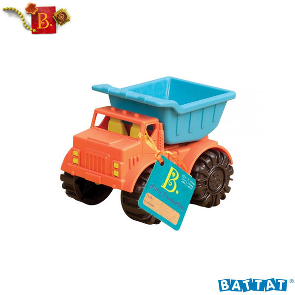 1B.Toys - Детско камионче самосвал Mini Truckette™ BX1439Z