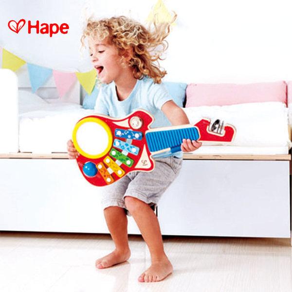 Hape - Музикален комплект 6в1 H0335