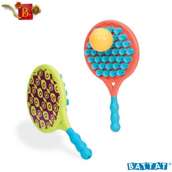 1B.Toys - Хилки с лепящо се топче Paddle Popper™ BX1526Z