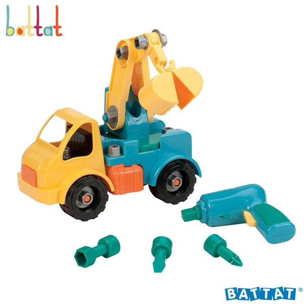 1Battat Toys - Разглобяем кран с електронна бормашина BT2454Z