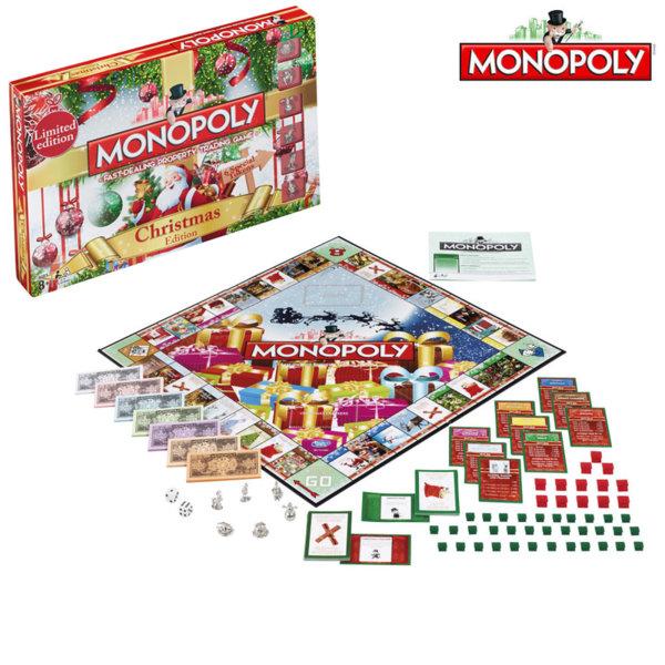 Monopoly - Монополи Коледа Лимитирано издание WM24358