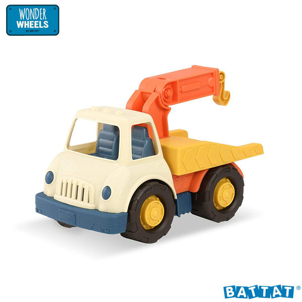 1Wonder Wheels - Детски камион Аварийна кола VE1002Z